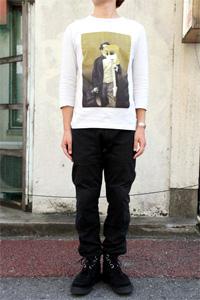 定番ラバーソールのスタッフ着用例/ジョージコックス専門ショップGEORGE COX SHOP